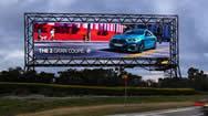 悉尼南部马斯科特高速路电子广告屏