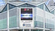 新加坡新达城会展中心LED大屏