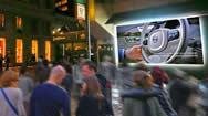 意大利米兰Corso Como街区电子屏广告