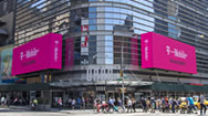 美国时代广场MIDTOWN WEST DIGITALS电子屏
