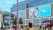 伦敦韦斯特菲尔德广场屏