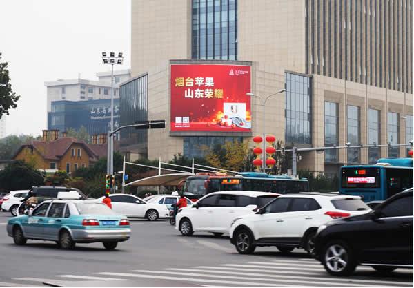 济南东泰凯悦中心大屏