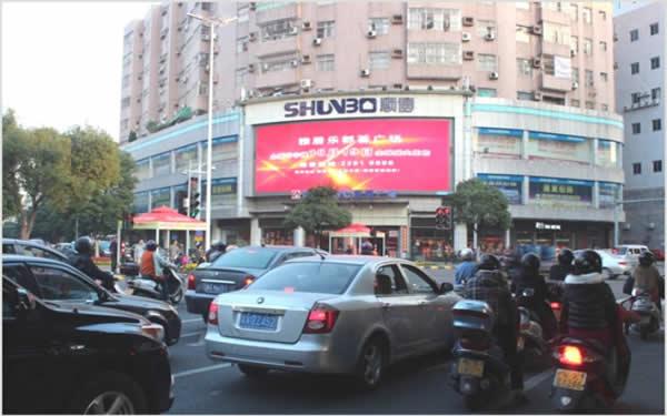 佛山顺德区3C数码广场LED屏