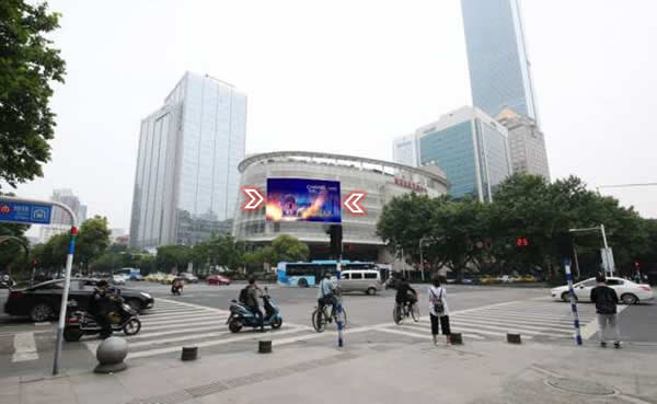 南京文化艺术中心LED屏