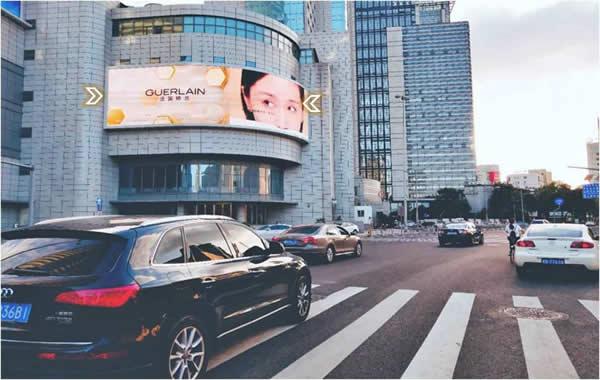 宁波东方商厦LED大屏
