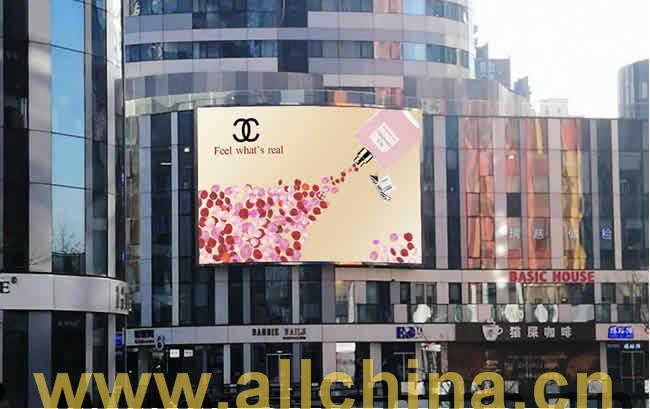 北京三里屯SOHO户外大屏广告价格