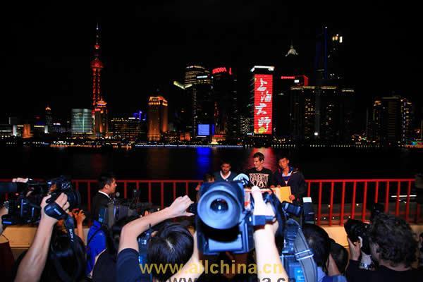 上海花旗大厦LED广告